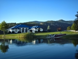 Pend Oreille River Waterfront