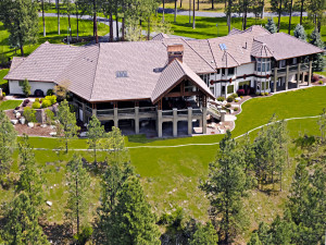 Spokane County Luxury Riverfront Estate