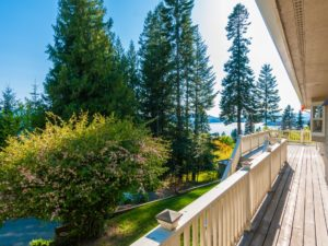 Gorgeous Pend Oreille Lake Views in Hope Idaho