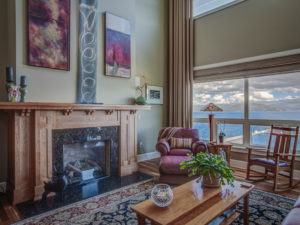 Elegant Seasons at Sandpoint Penthouse